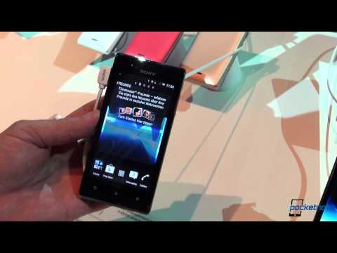 Sony Xperia J 實機上手-開箱測試影片