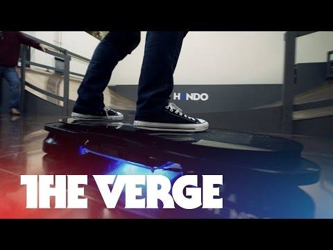 from - We take a ride on an experimental hoverboard from a startup that wants to use the same technology to keep buildings safe during earthquakes and floods. Subscribe: http://www.youtube.com/subscript...