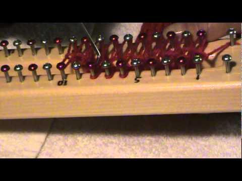 Comment demarrer un tricotin long la r ponse est sur - Comment terminer un tricotin ...