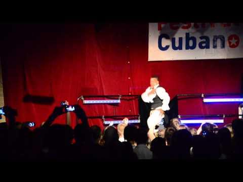 Festival Cubano 2013 Bielsko-Biała - Yoannis Tamayo Castillo (видео)