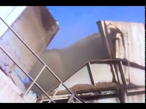 Truck Tipper at Biomass Plant