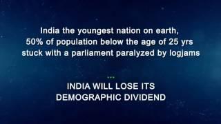 Let Parliament Work - Let India Unite
