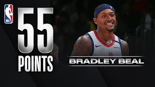 CAREER-HIGH 55 PTS For Beal! by NBA