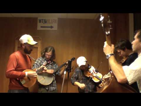 Ragged Mountain String Band on WTJU Folk's Around This Town (Nov 27, 2012)