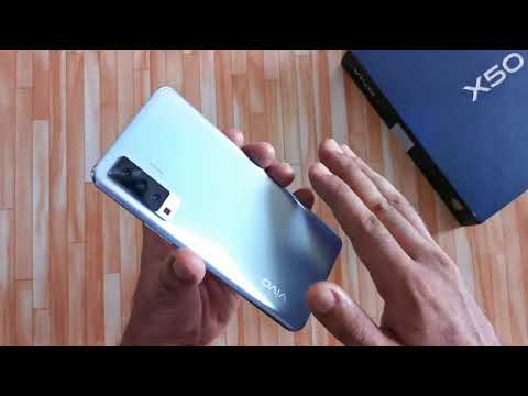 Vivo X50: Unboxing & First Look | Hands on | Price