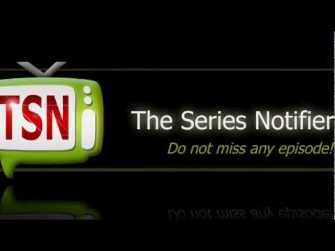 Video of The Series Notifier