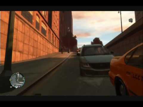 GTA IV Crashes, Glitches, and more funny crap