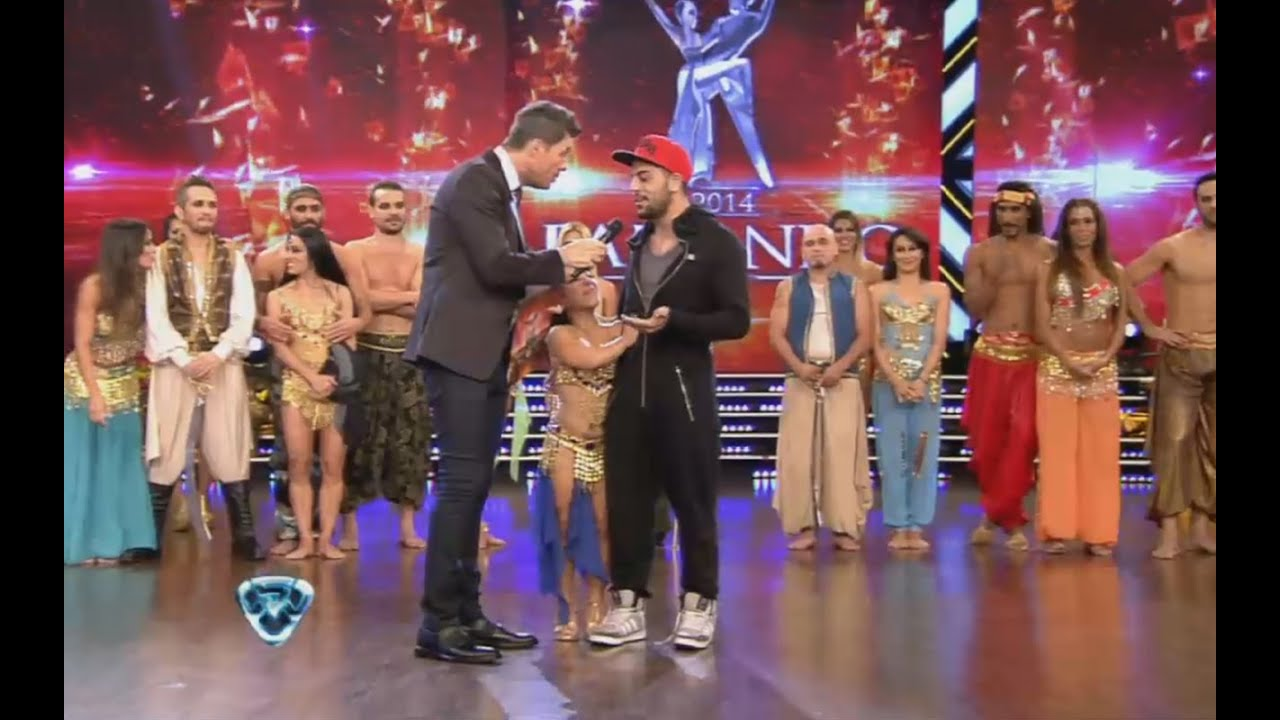 Showmatch 2014 – 24 de noviembre #Showmatch