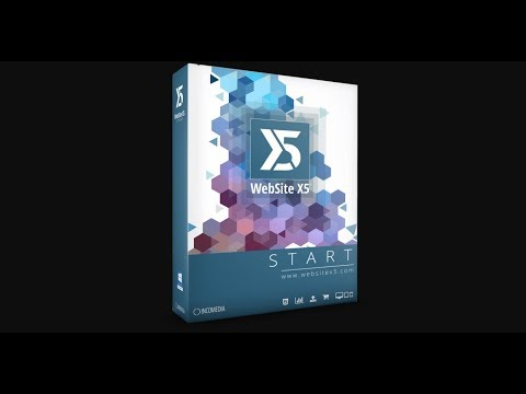 WebSite X5 Version 17 with license / Activation key Giveaway