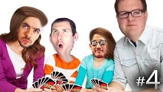 TAKE THIS! I did good? | UNO w/Mark, Wade and Jack Ep. 4