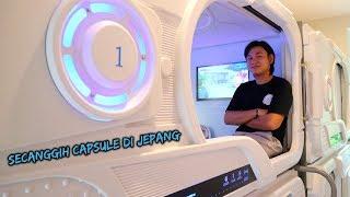 """Video HOTEL CAPSULE TERCANGGIH DI INDONESIA! """"MIRIP DI JEPANG"""" MP3, 3GP, MP4, WEBM, AVI, FLV Oktober 2018"""