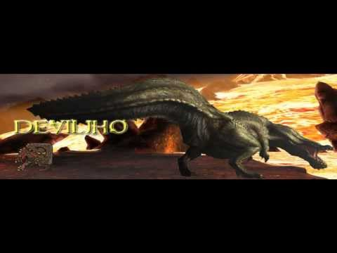 MH3U MH Tri Monster Hunter Portable 3rd Deviljho Theme Song