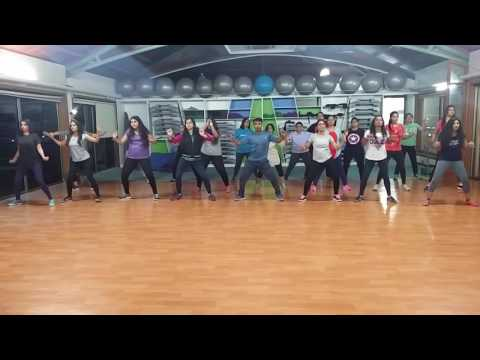 Video The Humma Song.....Zumba Choreography By Nitin Solanki download in MP3, 3GP, MP4, WEBM, AVI, FLV January 2017
