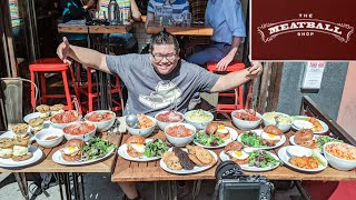Video $400 Massive Meatball Shop Challenge 30,000 Subscriber Special w/Notorious B.O.B. MP3, 3GP, MP4, WEBM, AVI, FLV Oktober 2018