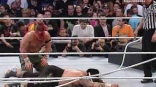 John Cena V.S Umaga
