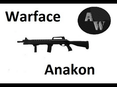 Warface - Anakon (AW)