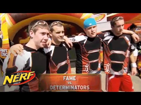 NERF Dart Tag League 2009: Orlando World Championship
