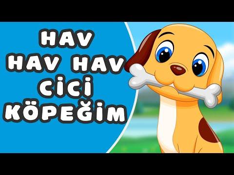 Hav Hav Hav Benim Cici Köpeğim - Minnak Çocuk Şarkıları