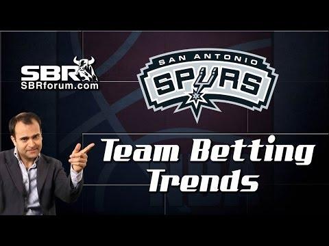 NBA Basketball Picks: San Antonio Spurs Betting Trends