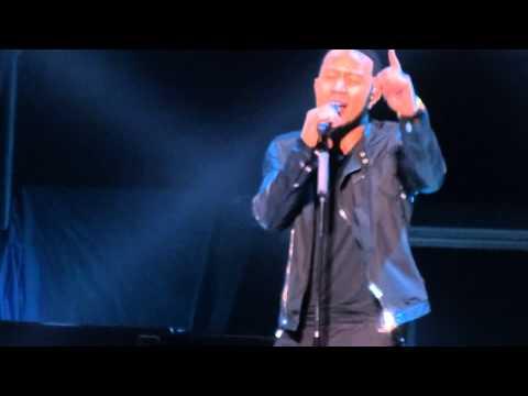 John Legend -  Tonight (Best You Ever Had) live at Allphones Arena Sydney Australia 2013