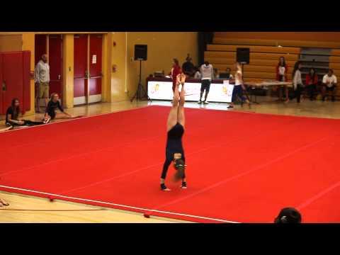 DNHS League Championship - Jiselle - floor
