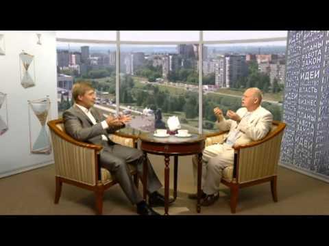 Анатолий Пичкалев в «Лобби-холле» подводит итоги 141-го сезона