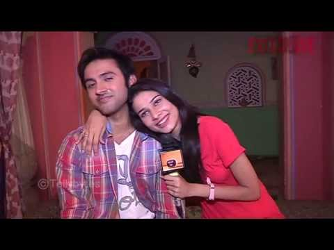 Aneri and Mishkat aka Nisha and Kabir of Nisha Aur