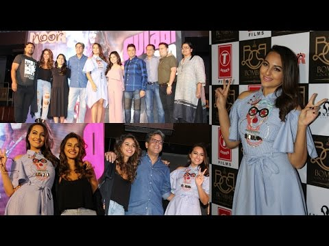 Sonakshi Sinha At Launch Of Song Gulaabi 2.0