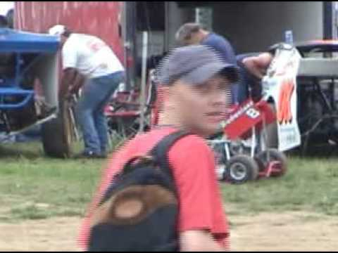 James Johann - DIRT TRACK FEVER