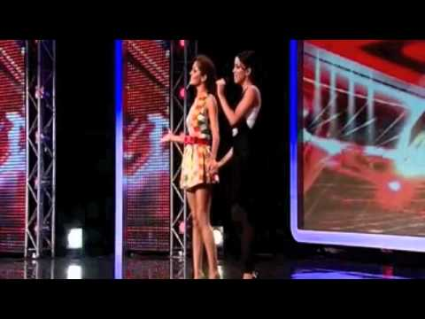 """Cheryl Cole helps woman sing """"I'll Stand By You"""""""