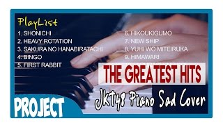Video [Full] The Greatest Hits JKT48/AKB48 - Sad Piano Instrumental Cover 2017 MP3, 3GP, MP4, WEBM, AVI, FLV April 2019