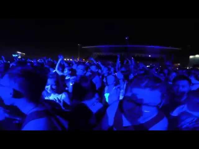 I Am Hardwell live Hồ Chí Minh City