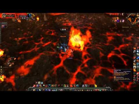 ThunderFury vs Shazzarh and Baron Geddon HD (видео)
