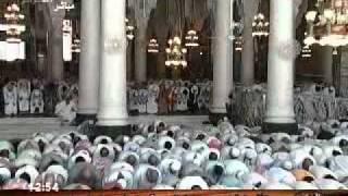 صلاة الجمعة ليوم 10 رمضان 1431 هـ - الشيخ سعود الشريم