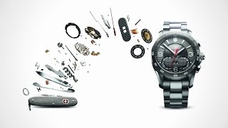 Victorinox Swiss Army, the makers of the iconic Swiss Army Knife, recently introduced the latest addition to their timepiece line-up, ...