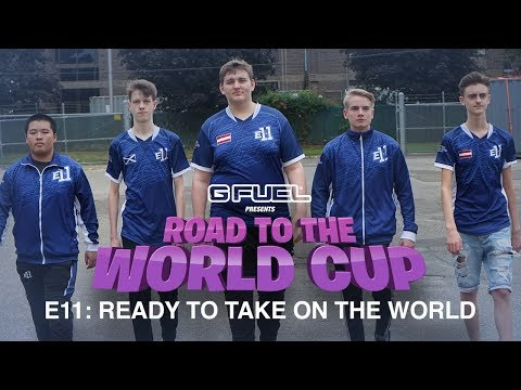 Road to the World Cup: E11 - Ready To Take on The World