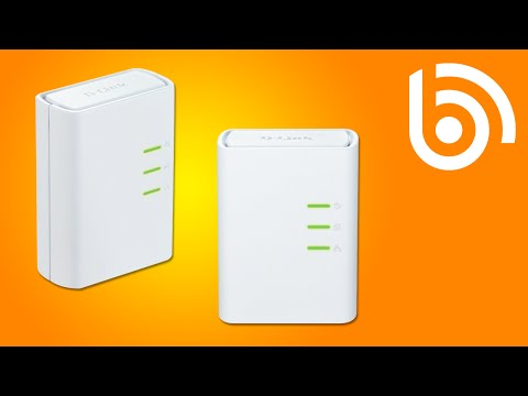 D-Link HomePlug Introduction