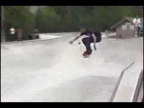 Pro skateboarders at the Buhl, Hailey and Ketchum Skateparks