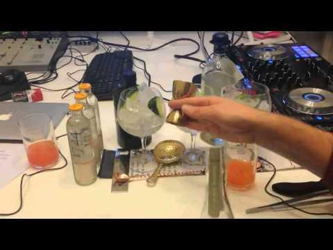 LO HACEMOS BIEN bartenders en Rudymental de Radio Sarapura