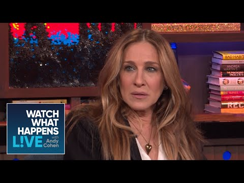Download Sarah Jessica Parker On Kim Cattrall's Diss   WWHL HD Mp4 3GP Video and MP3