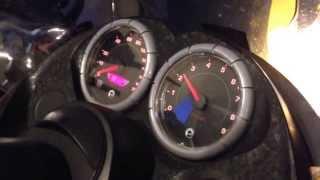 7. Sputtering Ski-Doo MXZ 600 SDI