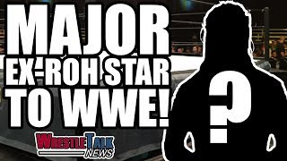 Real reason Alberto El Patron stripped of GFW title, ROH star signs with WWE and more in this WrestleTalk News Aug. 2017.