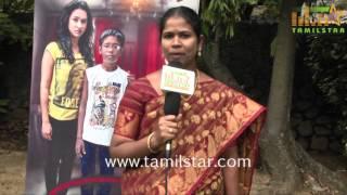 Vanitha Prakash at Moch Movie Audio Launch