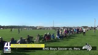 Rochester Boys Soccer vs. Peru Tigers