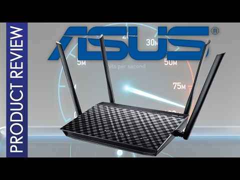ASUS AC1300 WiFi Router Review - Tripled my WiFi speed!