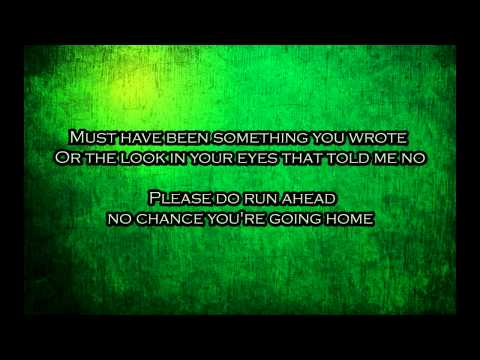 hold on lyrics - If you like this video, give it a thumbs up and subscribe to my channel! Thank you! ;)