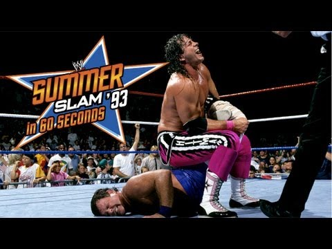 0 SmackDown Draws Its Largest Rating Since April, Watch SummerSlam 1993 In 60 Seconds