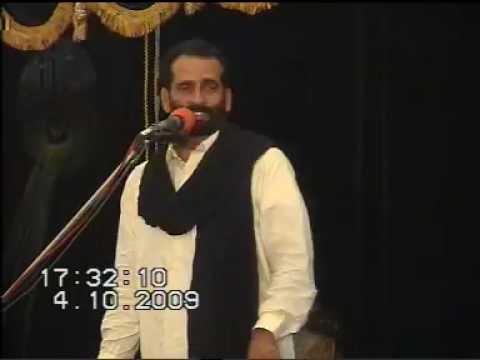sherazi - Majlis at Qila Bhattiyan Near Muridke. 04-10-2009.