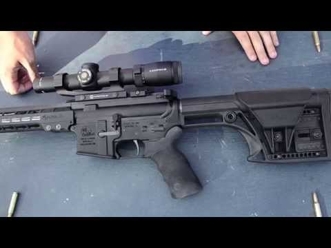 Armalite Competition Rifle Review – M153GN18 – UofF