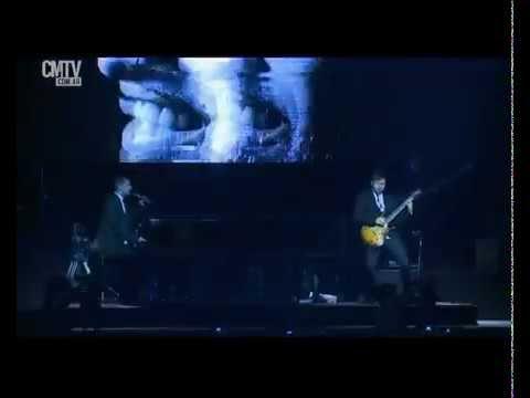 Camila video Perdón - Luna Park - Mayo 2015